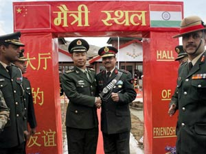 India - China back to status quo