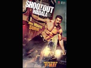 Poster of Shootout at Wadala