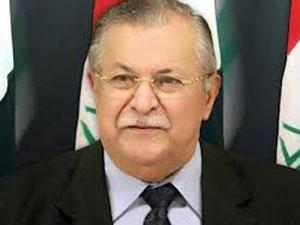 Iraq President JAlan Talabani
