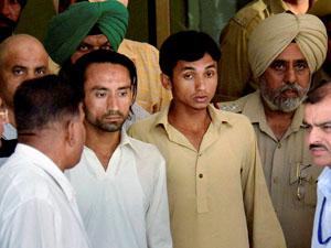Sanaullah's family members