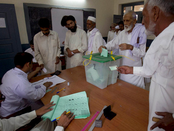 Pakistan parliamentary elections