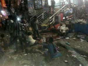 Car bomb explodes; Kills dozens
