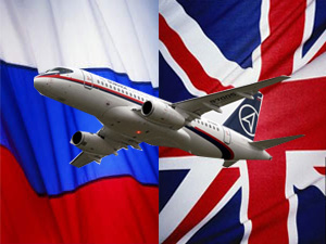 Britain fly inspection flights in Russia
