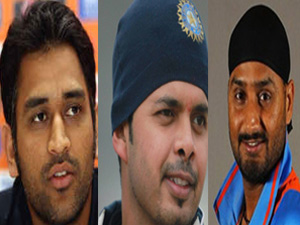 Dhoni, Bhajji conspired against Sree