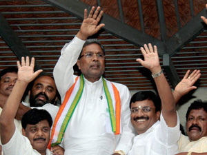 "Siddaramaiah to appoint ""clean"" minister"