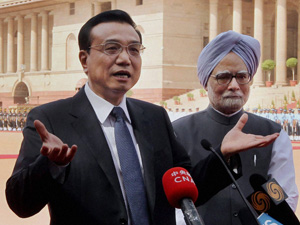 India-China:Together despite differences