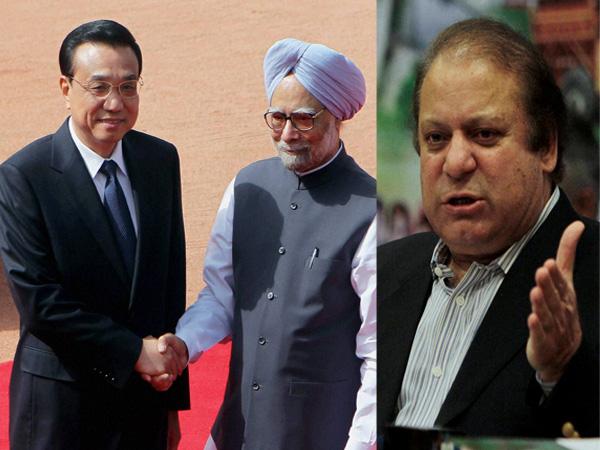 India must handle new China & Pak leaderships