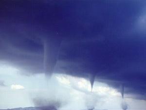 Tornadoes tear through central US