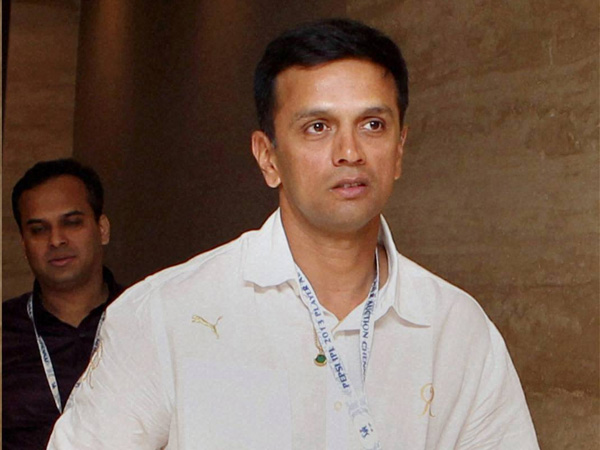 Spot fixing: Did Dravid sense something
