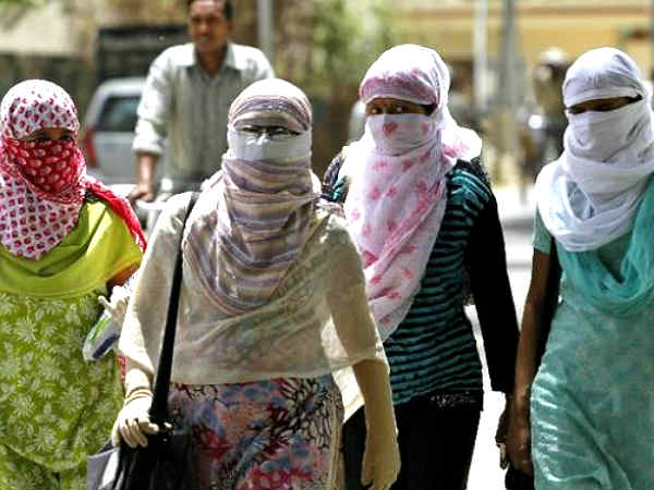 Heat wave sweeps across N & W India