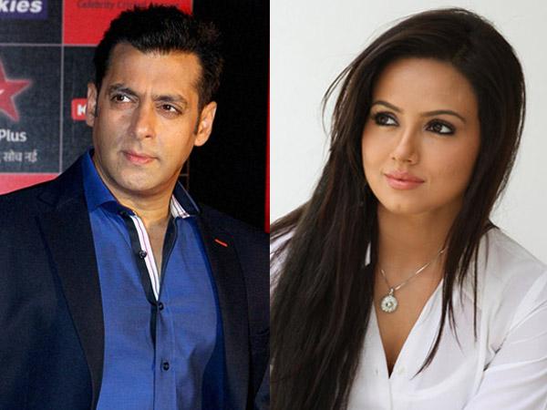 Salman and Sana Khan