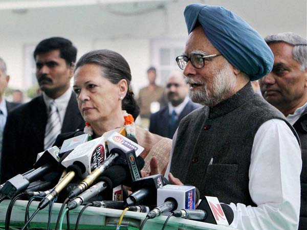 PM and Sonia
