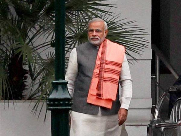 Modi BJP PM candidate, hints Gen Secy