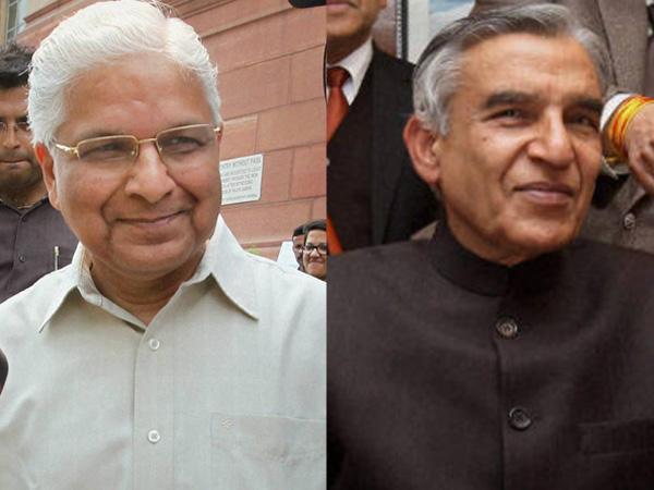 Plea on Ashwani, Bansal's resignation