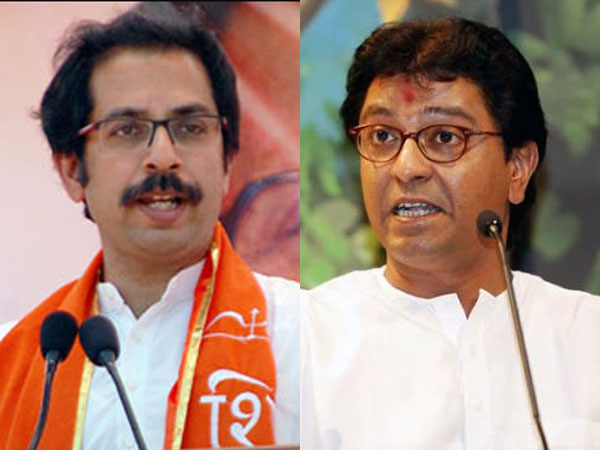 Thackeray brothers' tiff continues...