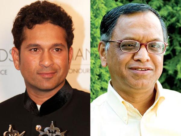 Sachin and Murthy