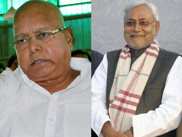Lalu asks Nitish to quit as people have rejected his rule