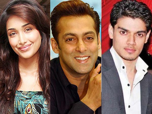 Jiah, Salman and Suraj