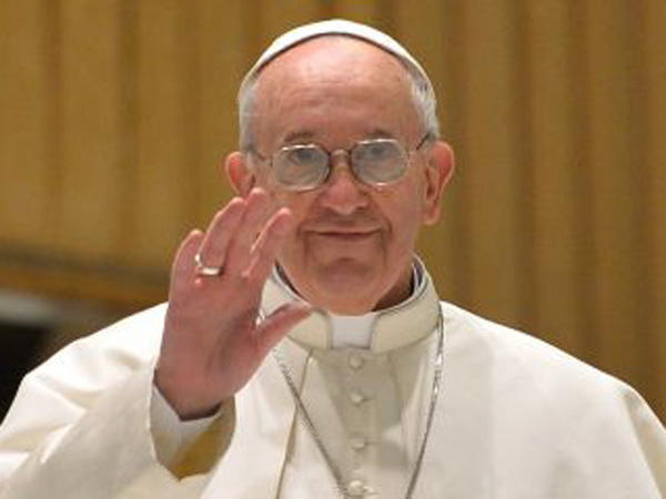 Gay lobby exists in Vatical govt: Pope