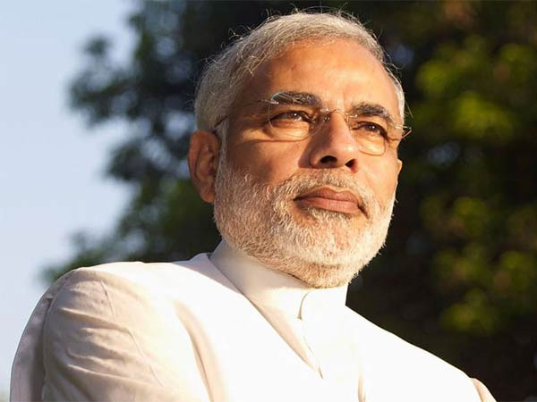'Give grains to poor': Modi