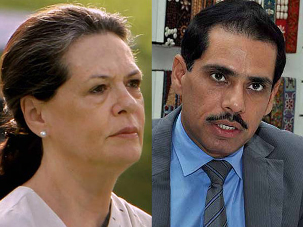 Sonia and Vadra