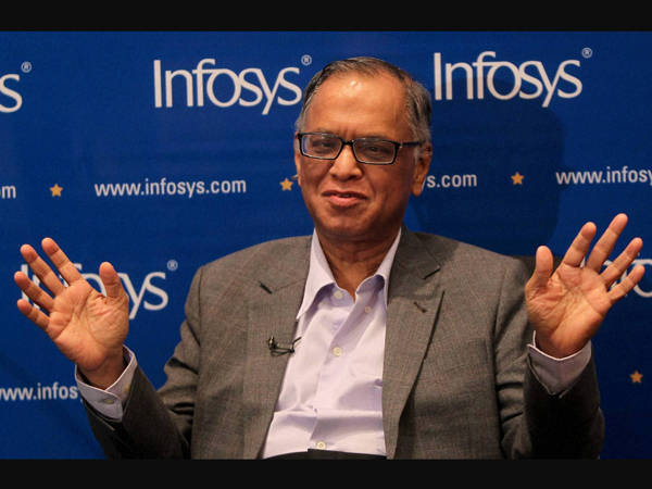 Murthy, messiah for Infy employees