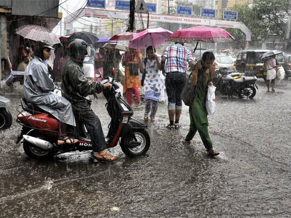 Monsoon overactive, 109% surplus rains in Central India