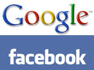 Google, Facebook's mobile ad revenue up