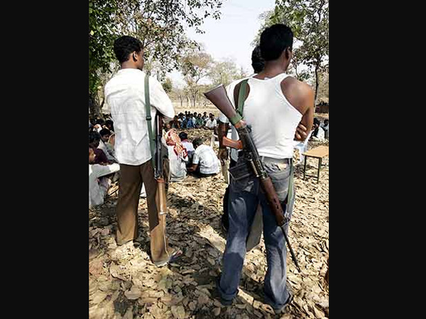 Top Naxalites arrested