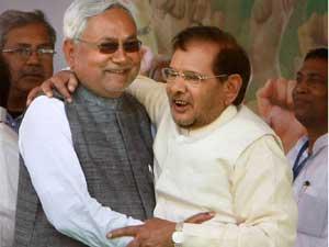 JD(U) to split from BJP?