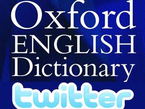 Social media puts tweet into dictionary