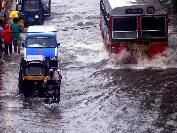 Monsoon is normal and life is normal in Mumbai