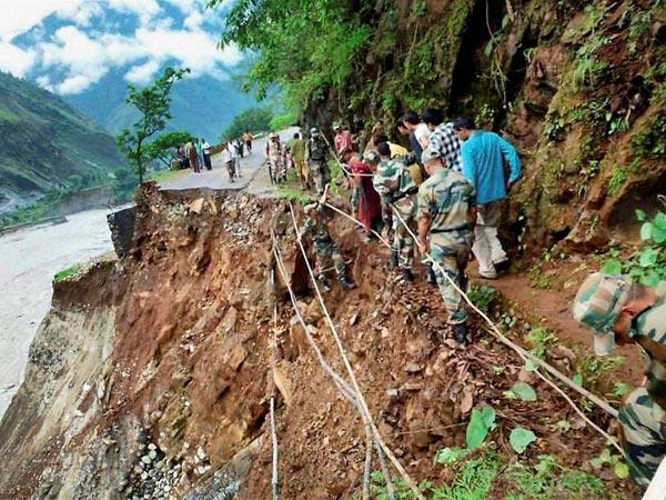 Badrinath rescue op a massive challenge