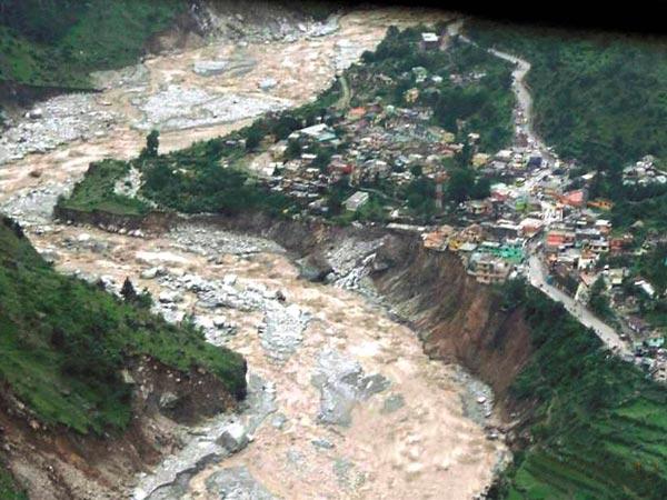 Uttarakhand flash floods – A report