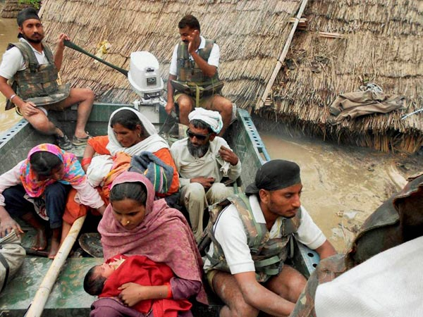 Rescue operation in Uttarakhand