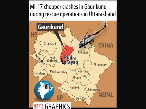 U'khand: 19 killed in IAF chopper crash