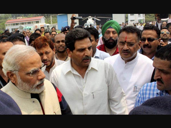 Modi Rambo Act was exaggerated: BJP