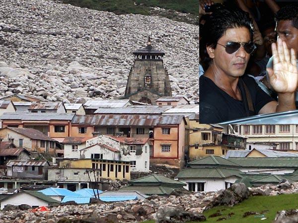 U'Khand flood and SRK