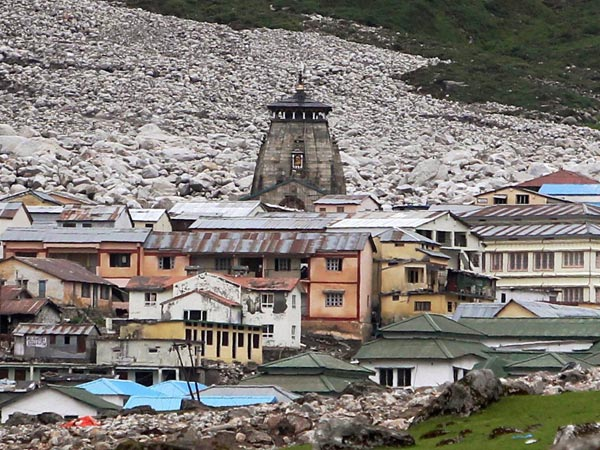 In Kedarnath