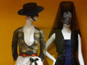 Fusion of modern design & vintage weaves