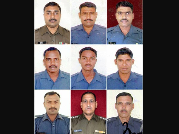 9 NDRF personnel who were onboard Indian Air Force