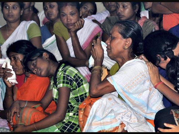 Uttarakhand victim