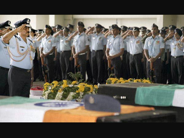 Paying tributes to bravehearts