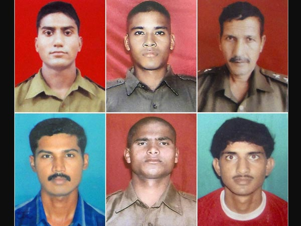 ITBP personnel who were onboard Indian Air Force
