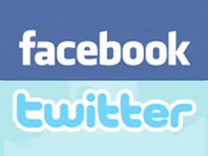 FB, Twitter