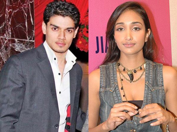 Suraj Pancholi and Jiah Khan