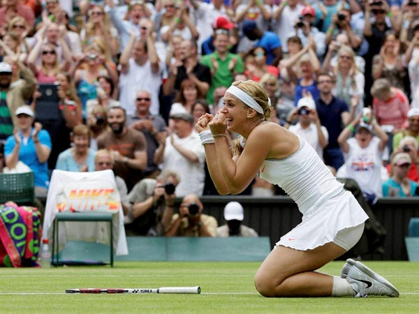 Sabine Lisicki of Germany
