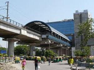 delhi-metro-station