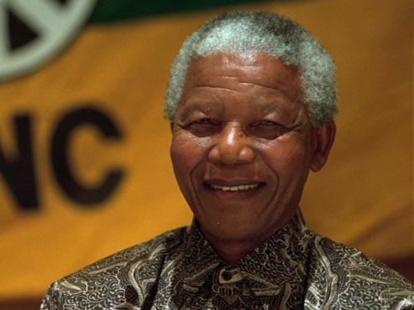 Nelson Mandela's birthday preparations
