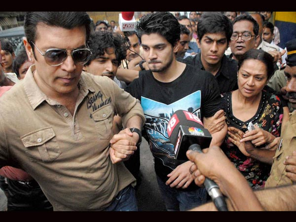 Suraj Pancholi was released from Arthur Road Jail